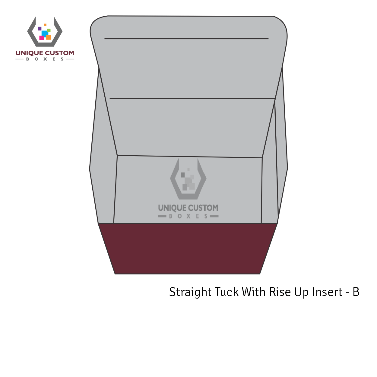 Straight Tuck With Rise Up Insert-1