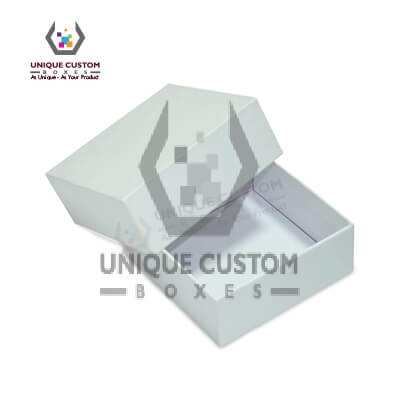 White Gift Boxes with Lids-1